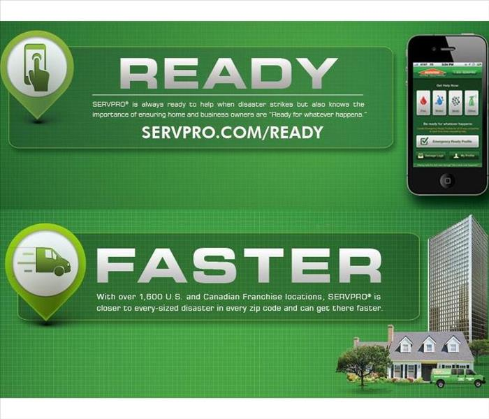 Why SERVPRO What is SERVPRO?