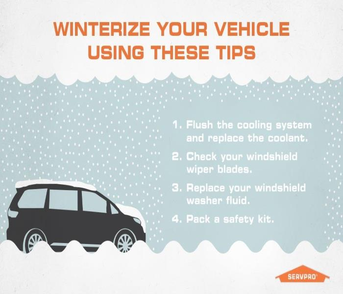 General Winterize Your Vehicle