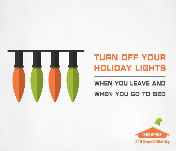 General Holiday Safety Tip #3