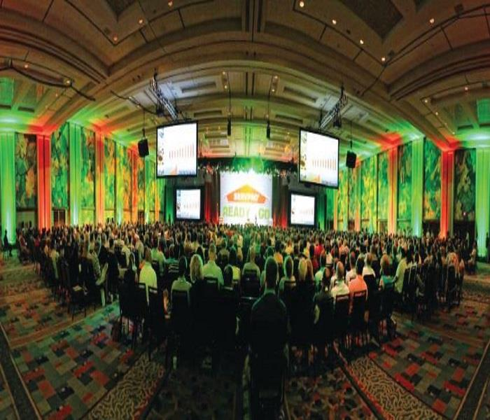 General It's SERVPRO Convention Time