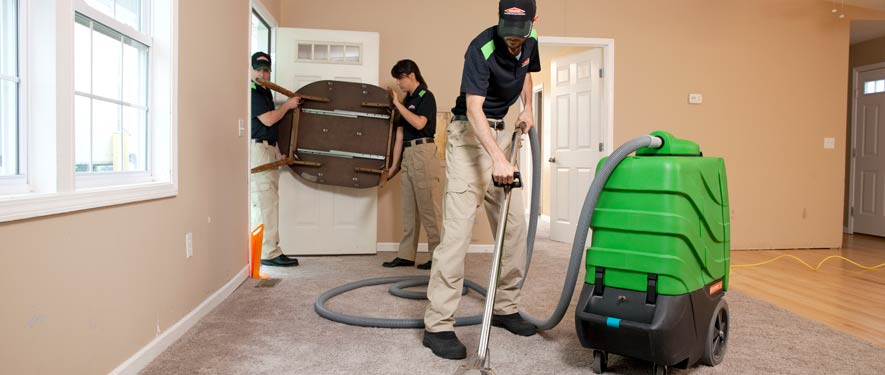 Oconomowoc, WI residential restoration cleaning